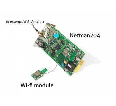 WiFi dongle za Netman 204