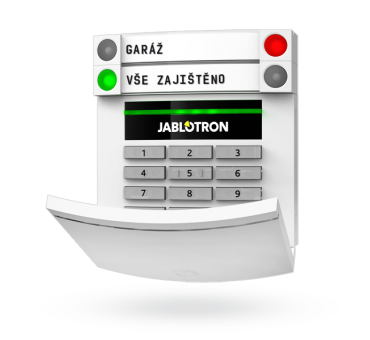 JA-113E Bus Access Module with keypad and RFID