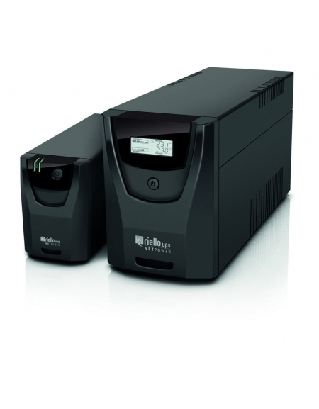 Net Power 600 - 2000 VA