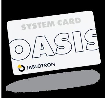 PC-01 RFID dostopna kartica